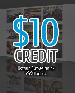 $10 Credit Free Play