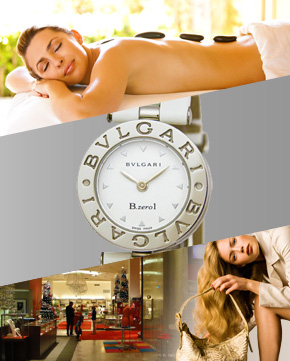 Spa & Stay , Bulgari & Neiman Marcus Luxury Pack