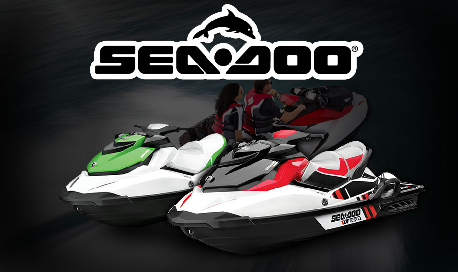 2018 Sea-Doo GTI 130 and Wake 155