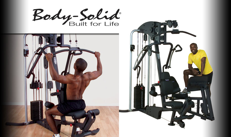 Bodysolid G4I ISO-Flex Home Gym
