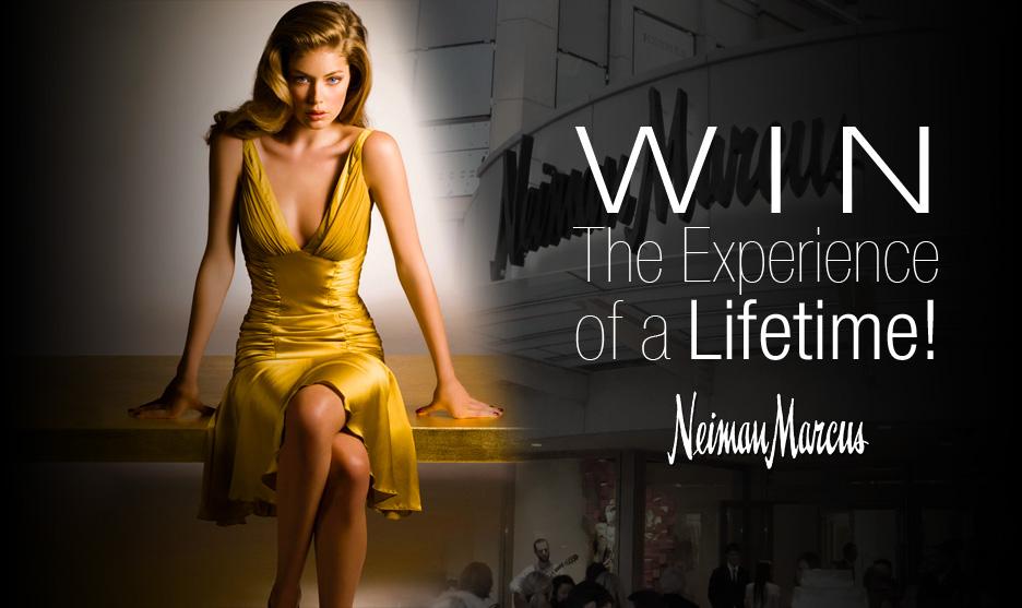 7.5k Neiman Marcus Shopping Experience
